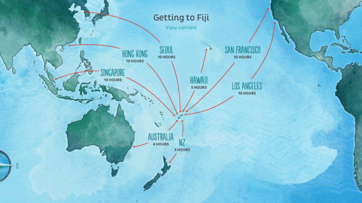 Fiji Bound .....