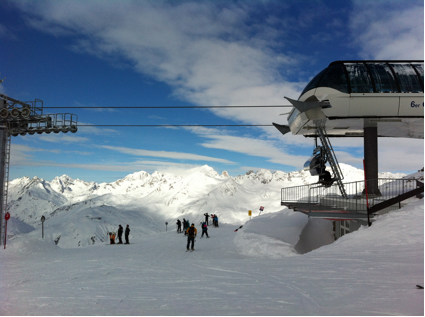 Ski Weekend Getaway, St Anton