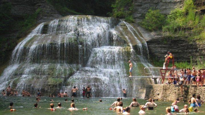 Where to Swim in New York State