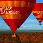 Ballooning - The Red Centre