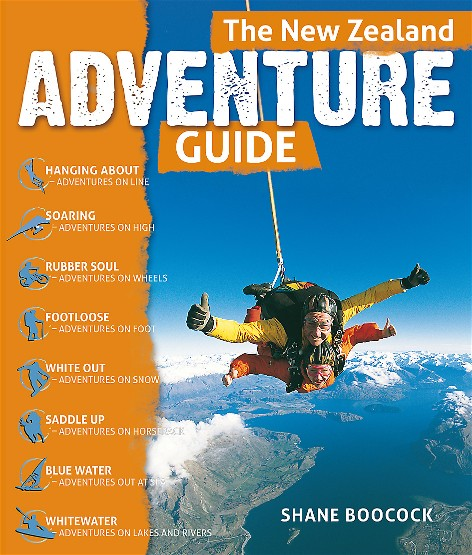 New Zealand Adventure Guide