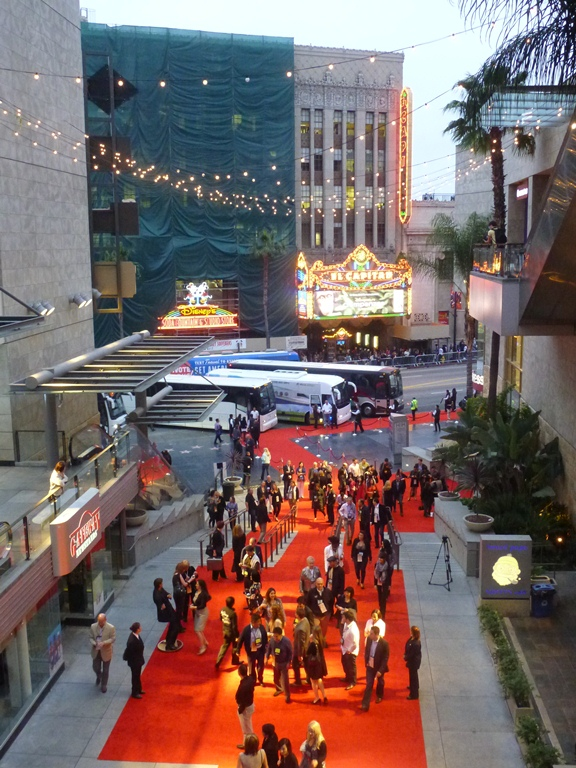 Hollywood Red Carpet Bash