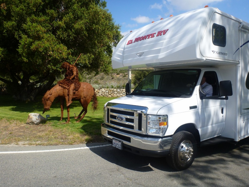 On The RV Road Again in Southern California