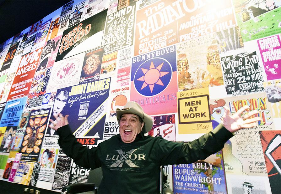 Aussie Icon 2014 Wall of Fame Recipient