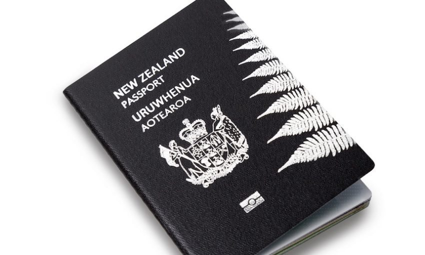 Lost or stolen NZ passports