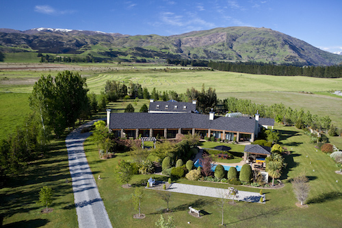 Lime Tree Lodge at Lake Wanaka