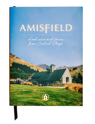 Amisfield food, wine and stories from Central Otago