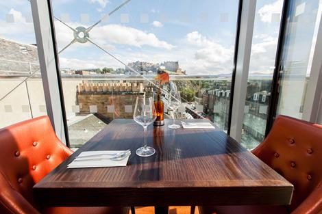 10 Best Restaurants With a View, Britain