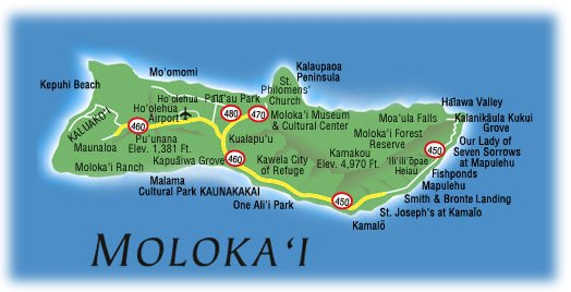 Insider's Guide: Molokai, Hawaii