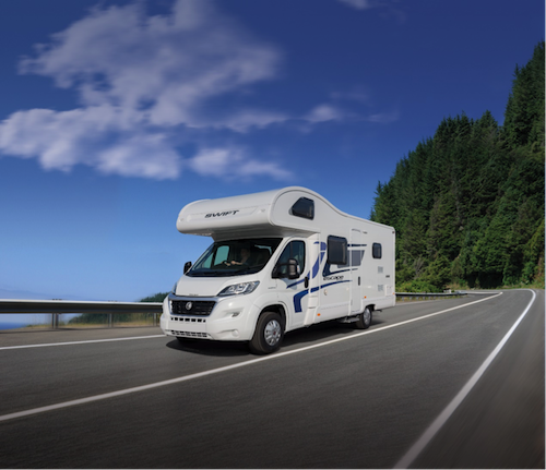 European Motorhome Trips: Top Tips