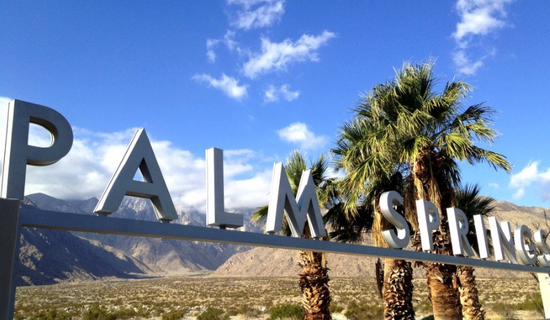 Palm Springs - Golf & Business