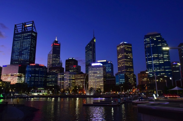 Why Not Perth, Australia?