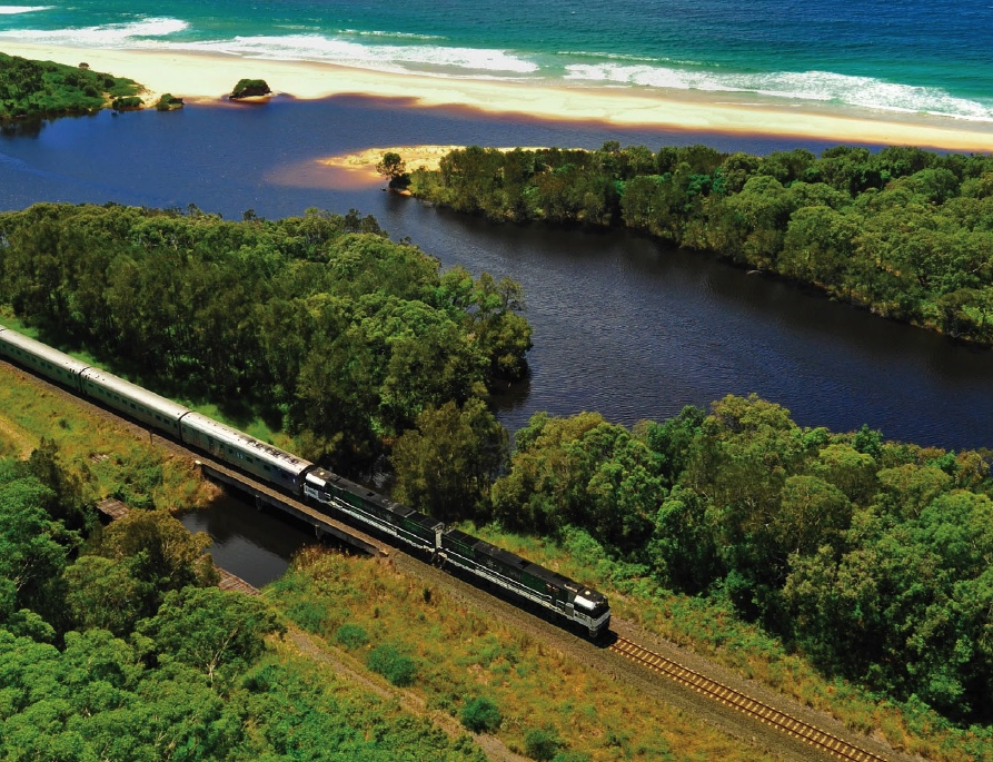 THE ROMANCE OF RAIL - Australia