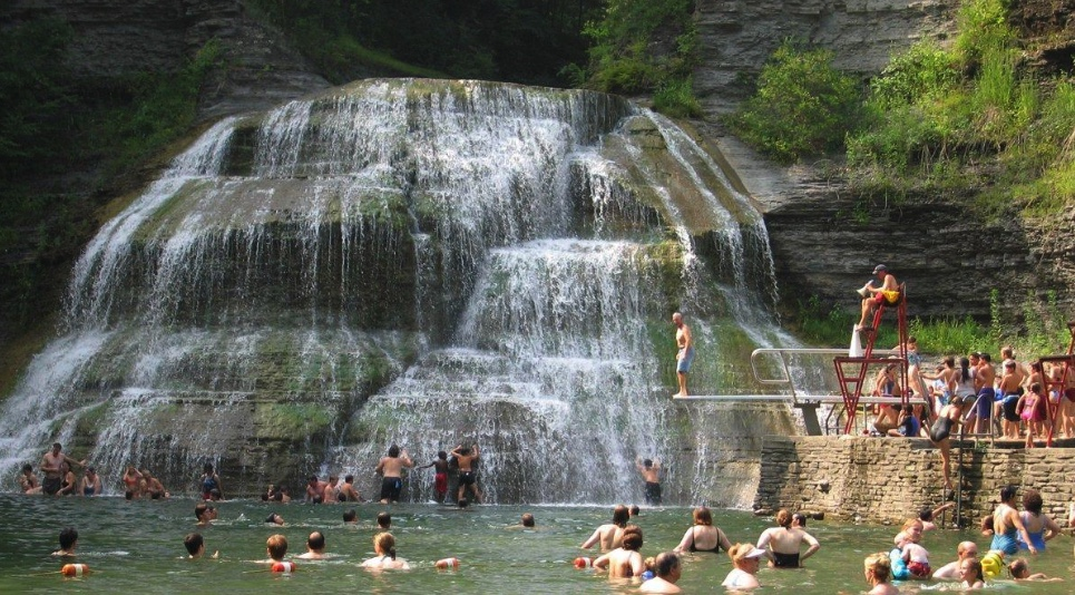 Where to Swim in New York State