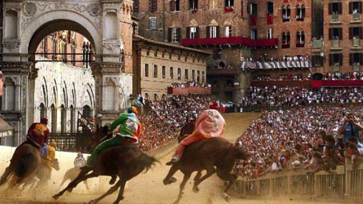 sienna horse race