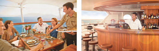 Seabourn…Small Ships, Big Experience