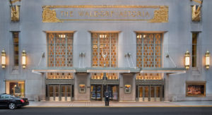 3 Luxury New York Hotels - Waldorf Astoria