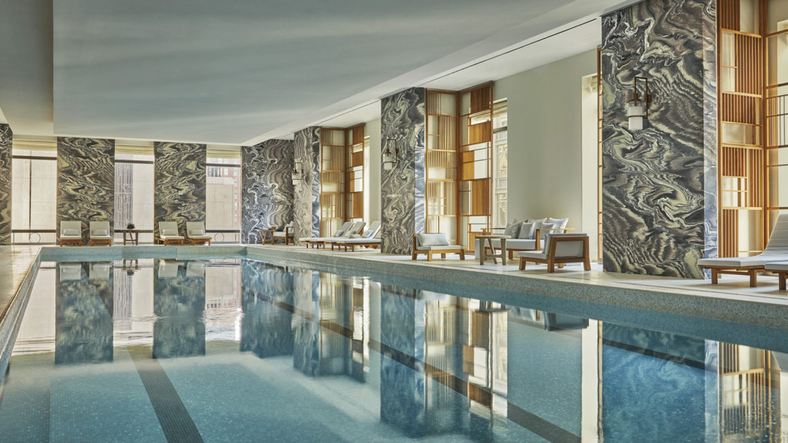 3 Luxury New York Hotels - Four Seasons NYC