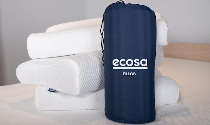 Ecosa Travel Pillow