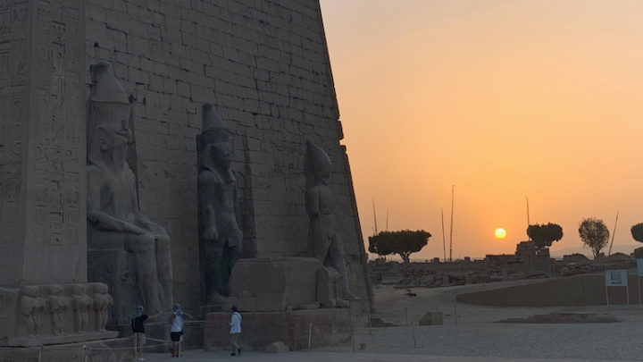 Walking with Egyptians Part 2