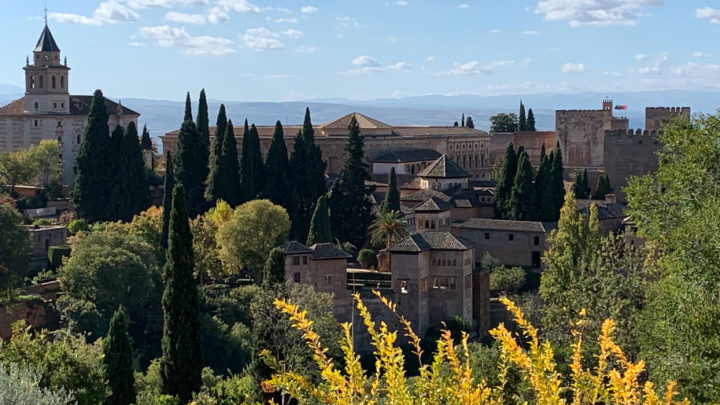 Granada, Spain – Home of the Alhambra Palace